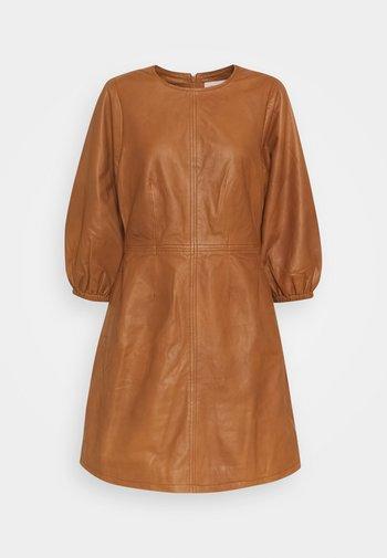 GAINEPW  - Day dress - hazel brown