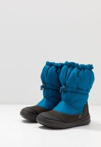 Camper - ERGO  - Zimní obuv - blue/grey - 3