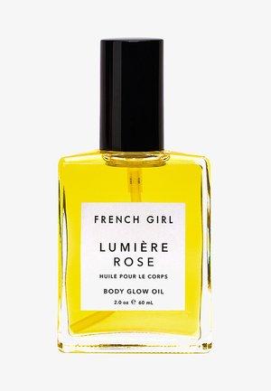 LUMIÈRE ROSE - BODY GLOW OIL - Olej do ciała - -