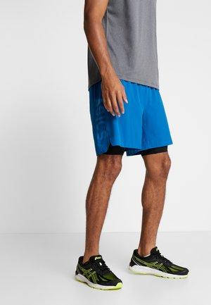 SHORT - Pantalón corto de deporte - deep sapphire/island blue