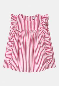 Polo Ralph Lauren - STRIPE SET - Shirt dress - pink/white - 0
