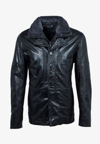 deercraft - Leather jacket - black - 0