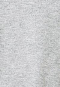 Even&Odd - Strikkegenser - mottled light grey - 2
