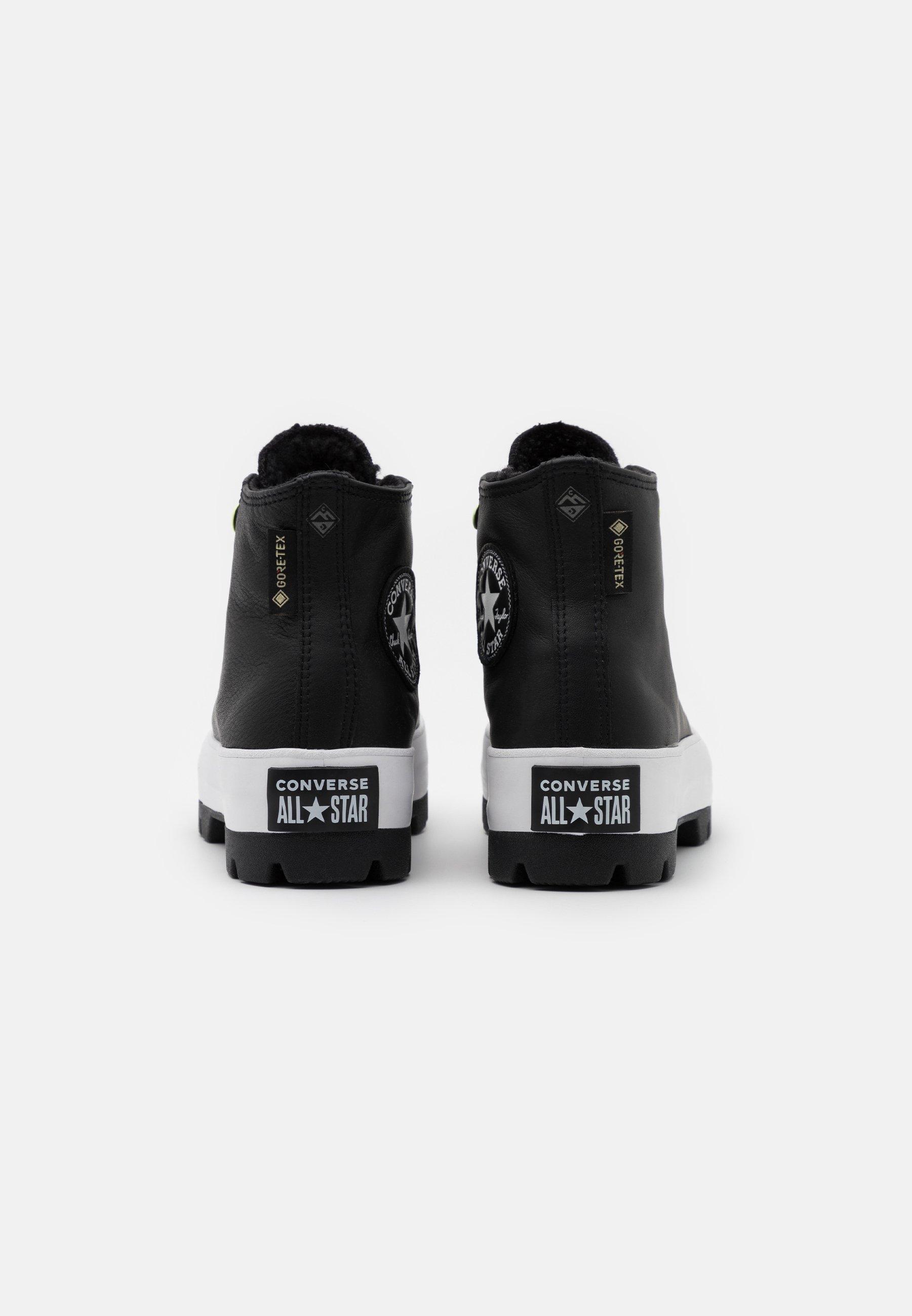 Converse CHUCK TAYLOR ALL STAR MC LUGGED Sneaker high black/white/schwarz
