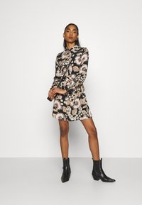 Vero Moda - VMLOLA SHORT DRESS  - Shirt dress - old rose/lola - 1