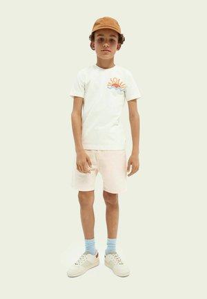 GRAPHIC - Print T-shirt - off white