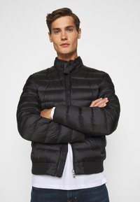 Belstaff - CIRCUIT JACKET - Down jacket - black - 5