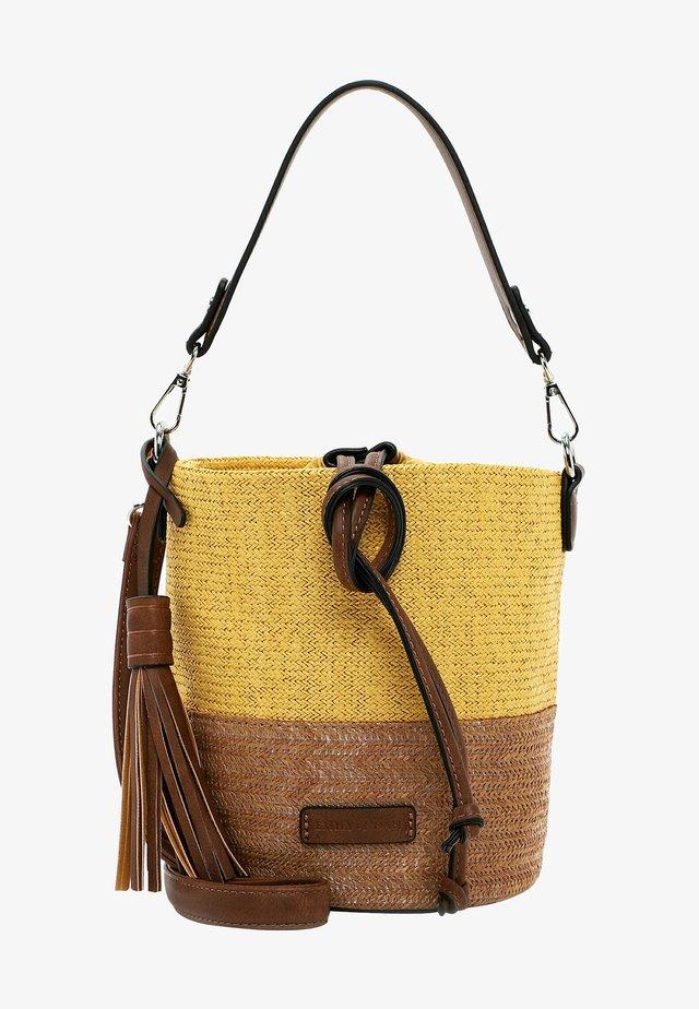 Handväska - yellow