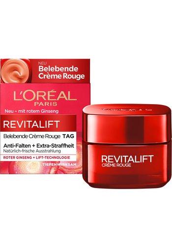 REVITALIFT ENERGISING RED DAY CREAM - Face cream - -