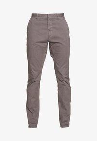 HUGO - GLEN - Chino - dark grey - 3