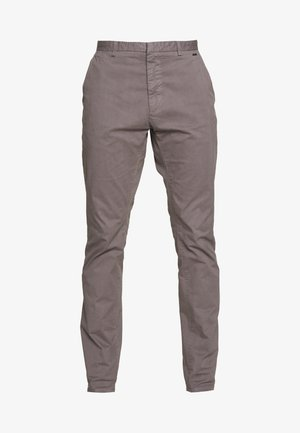 GLEN - Chino - dark grey
