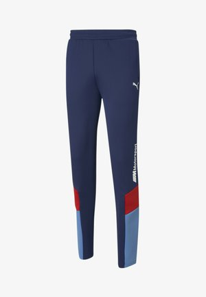 BMW TRACK PANTS - Tracksuit bottoms - m colors