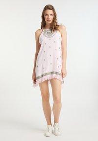 usha - Denní šaty - hellrosa - 1