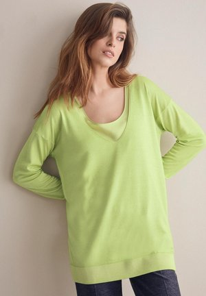 Jumper - grün - 8578 - lime