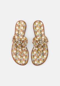 Tory Burch - MILLER WELT - T-bar sandals - pink - 4