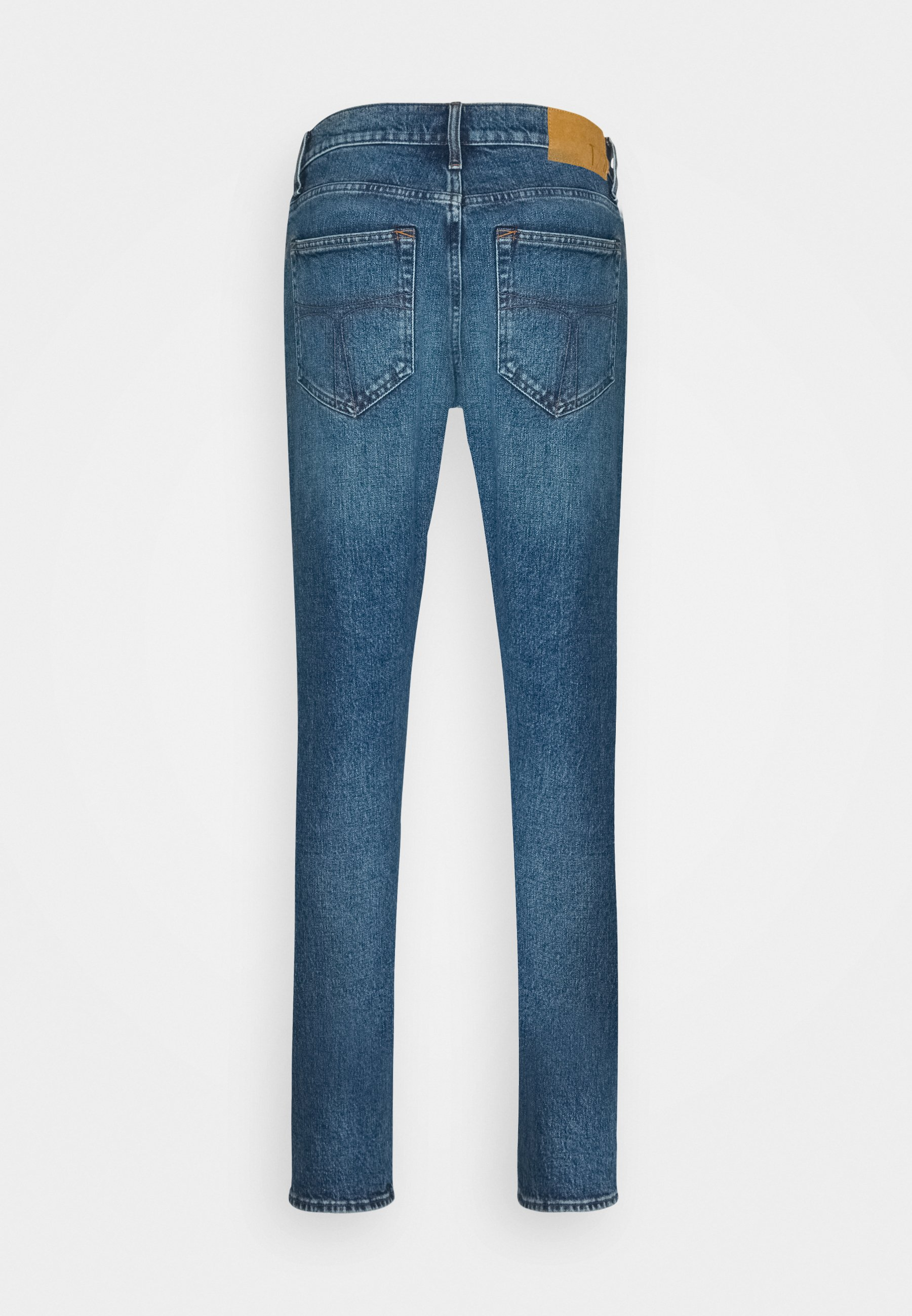 Tiger Of Sweden Jeans Pistolero - Straight Leg Pacer/blå Denim