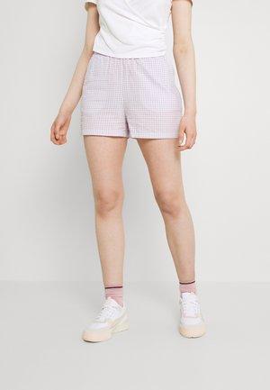 ENMUSTARD - Shorts - violette