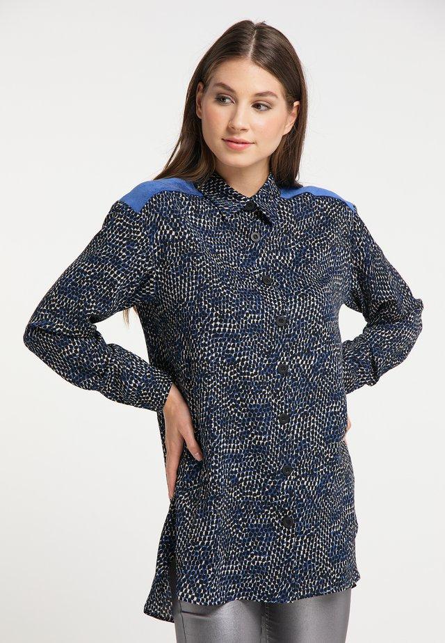 Košile - blau