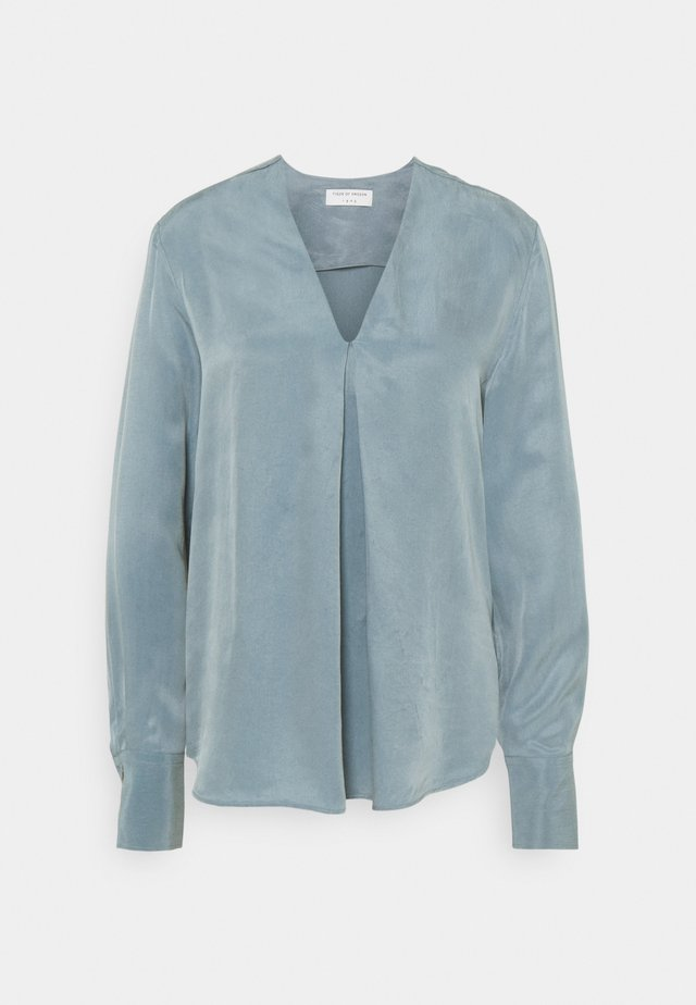 KASIA - Blouse - faded blue
