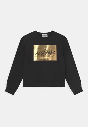 GIROCOLLO - Sweater - nero