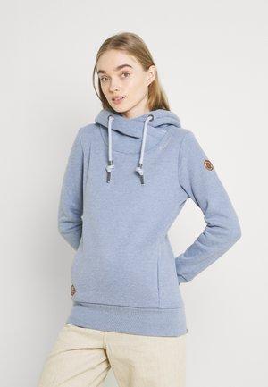GRIPY BOLD - Bluza z kapturem - lavender