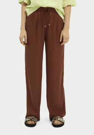 Tracksuit bottoms - sienna