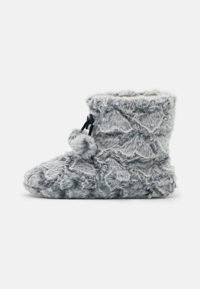 Tofflor & inneskor - grey