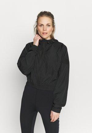 FRANCESCA JACKET - Training jacket - black