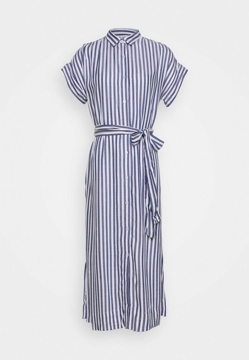 Gap Tall - Robe chemise - blue