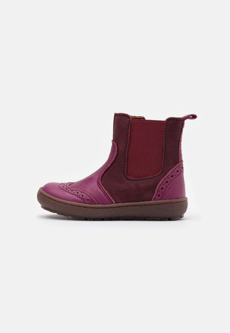 Bisgaard - MERI - Kotníkové boty - fuxia