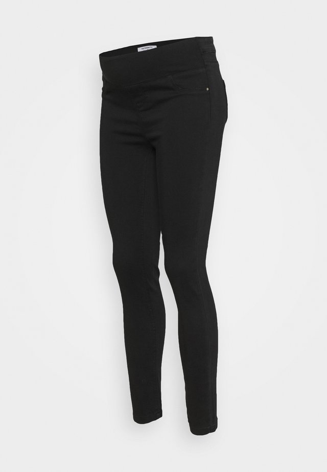 UNDERBUMP FRANKIE - Skinny džíny - black