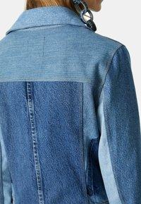 Desigual - Giacca di jeans - blue - 4