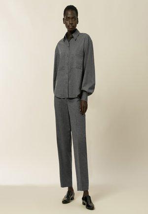 BRIDGET - Camisa - night anthracite