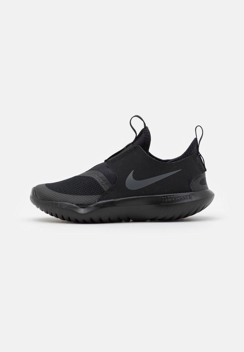 Nike Performance - FLEX RUNNER UNISEX - Neutral running shoes - black/anthracite