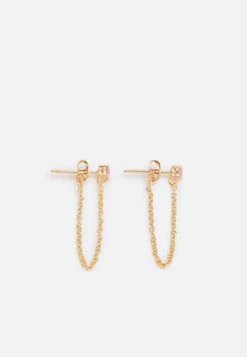PRINCESS PICCOLO LUNGO EARRINGS - Earrings - gold-coloured