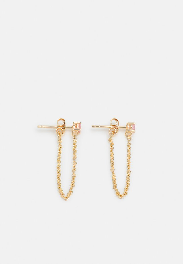 PRINCESS PICCOLO LUNGO EARRINGS - Boucles d'oreilles - gold-coloured
