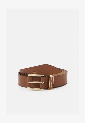 BELT - Ceinture - luggage/gold-coloured
