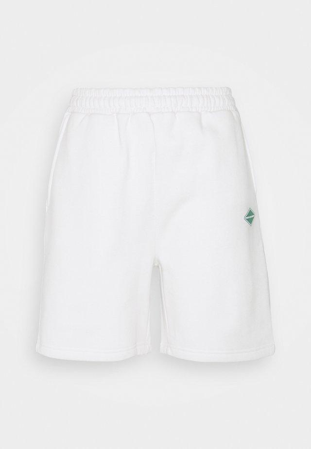 LOGOCOLLAGE - Shorts - salt