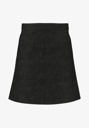 ONLLISA SKIRT - A-line skjørt - black