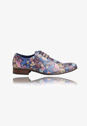 FLOWER PARADISE - Veterschoenen - multicolor