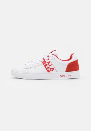 WILLOW - Sneakers - white/red/multicolor