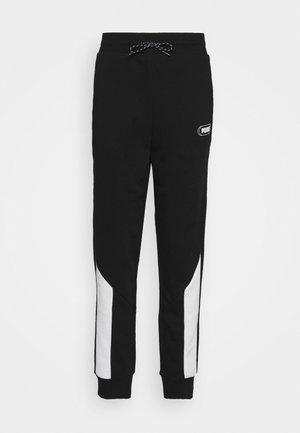 REBEL HIGH WAIST PANTS  - Jogginghose - black