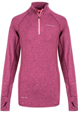 FUNKTIONSSHIRT CANNA V2 PERFORMANCE - Sports shirt - 4132 tawny port