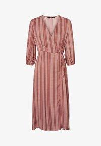 Vero Moda - Day dress - marsala - 4