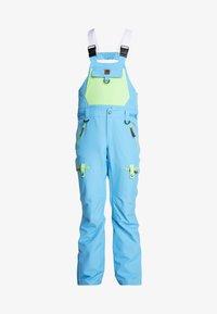 OOSC - FRESH POW - Snow pants - blue - 7