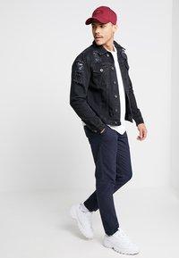 Redefined Rebel - JASON JACKET - Denim jacket - lava stone - 1