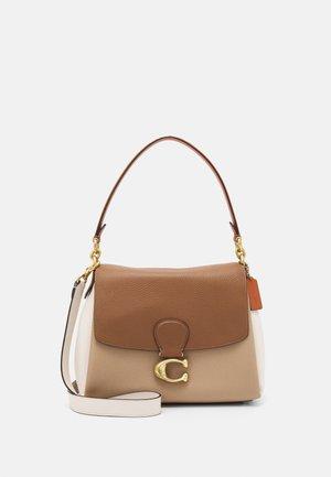 COLORBLOCK MAY SHOULDER BAG - Handbag - vintage khaki multi