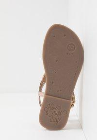 Gioseppo - LIERDE - T-bar sandals - cooper - 5
