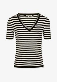 Morgan - Print T-shirt - off-white - 4