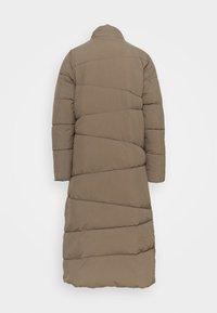 Cream - GAIAGROCR LONG JACKET - Winter coat - khaki - 2